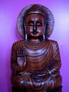 The truth of Buddha is that he represents the Atman in all of us... Photo by Jan Ketchel