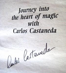 Carlos dreaming it forward...