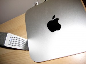 My MacMini is happy again... - Photo by Jan Ketchel